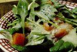 Salata de spanac cu parmezan