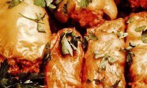 Sarmalute moldovenesti cu carne de porc