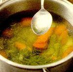 Supa de pui ca la mama acasa