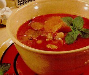 Supă egipteană de fasole