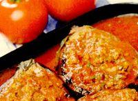 Retete delicioase: Vinete umplute cu carne tocata de vita