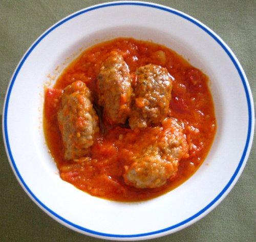 Chiftele grecesti
