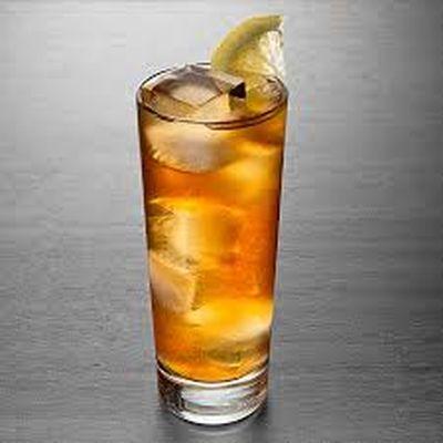 Cocktail Gin Lemon Drink