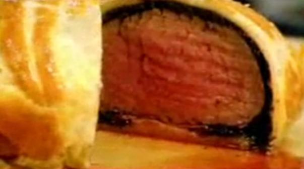 Cum se prepara Carne de vita Wellington