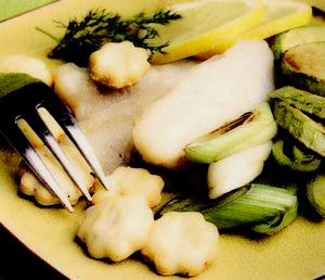 File de peşte cu dovlecei