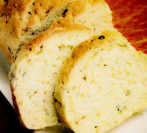 Pâine cu ieburi aromatice