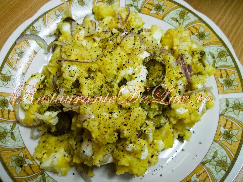 Reteta zilei: Salata orientala