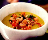 Supă picantă de dovleac