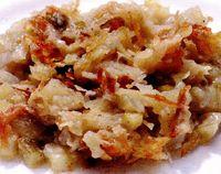 Retete de post: Cartofi cu sos acrişor