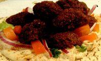 Chiftele de legume si naut (falafel)