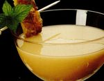 Cocktail Tropical Egg