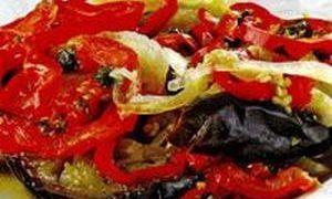 Mancare turceascacu vinete