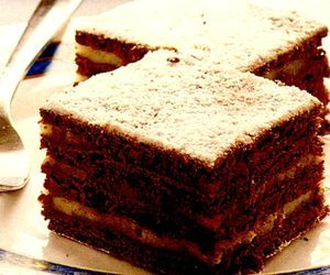 Prăjitură vanilată