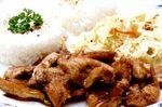 Pui marocan cu orez