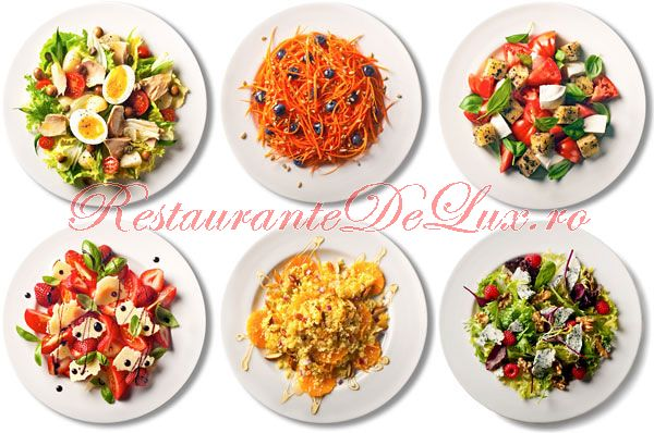 Salate la anul nou