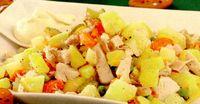 Salată de curcan
