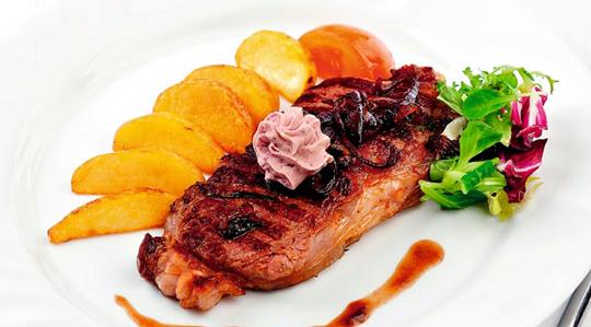 Steak frantuzesc
