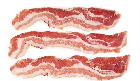 Budinca de bacon