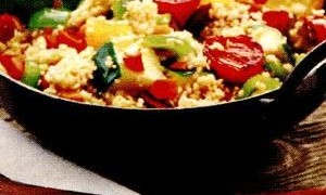 Cuscus delicios cu legume