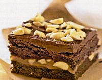 Brownie – sandwich