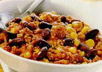 Retete traditionale: Chili con carne