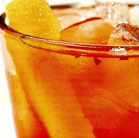 Cocktail Citrus Red