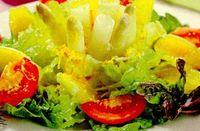 Salata de portocale si sparanghel
