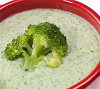 Supă de broccoli şi Stilton
