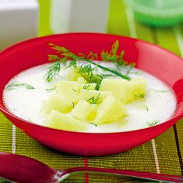 Supă de lapte