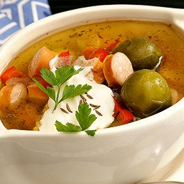 Supa din varza de Bruxelles