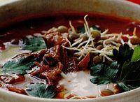 Supa de linte cu carne de vitel