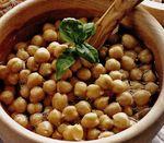 Supa deasa de naut cu cereale si legume