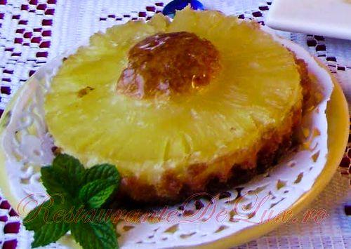 Tarte cu ananas