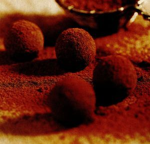 Trufe cu ciocolata si mascarpone