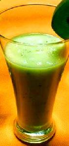Suc marocan de kiwi si ananas