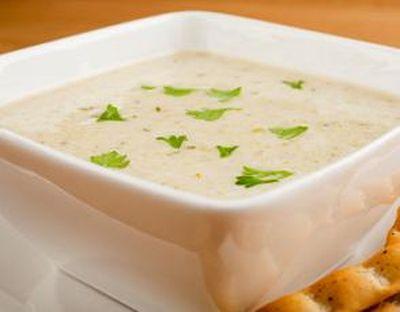 Supa de ceapa cu branza rasa