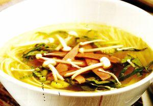 Supă de raţă