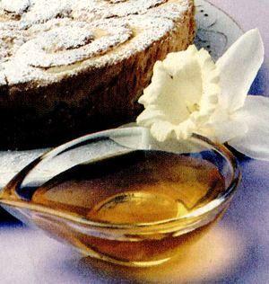 Tartă cu miere