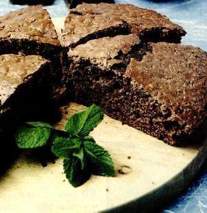 Tartă de ciocolată cu rodie