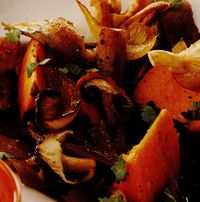 Ghiveci cu ciuperci şi cartofi dulci