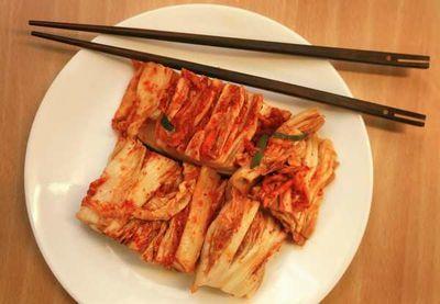 Kimchi (Legume murate)