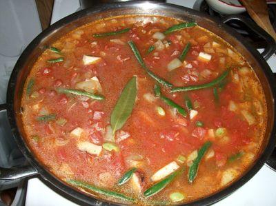 Supa de crabi