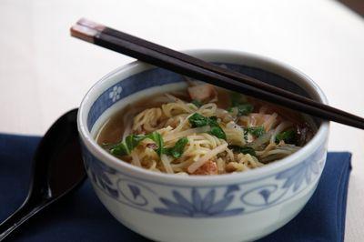 Supa japoneza de pui