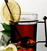Cocktail Lemon Tea
