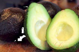 Supa-crema de avocado si rucola