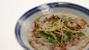 how to cook cantonese porridge