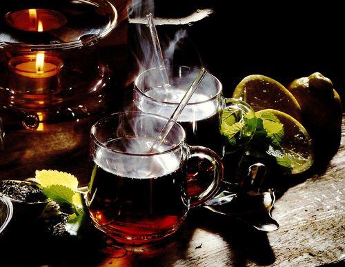 Ceai de papadie cu frunze de mesteacan
