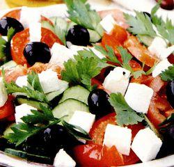 Salata de rosii cu tofu