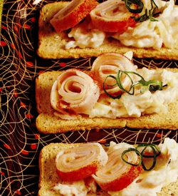 Tartine catalane