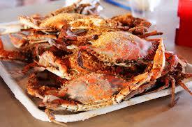 Aperitiv din crabi